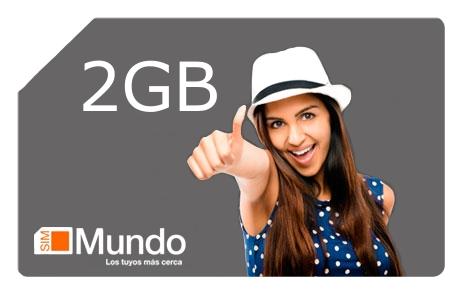 MUNDO 2GB