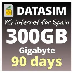 4G INTERNET 300GB - 3 MONTHs