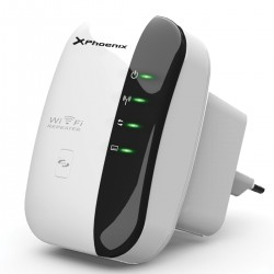 WIFI NETWORK REPEATER 300MBPS PHOENIX PHW-REPEATER300
