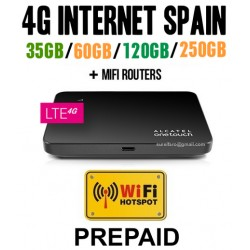 MIFI 4G ROUTER + 4G INTERNET (Pay As You Go)