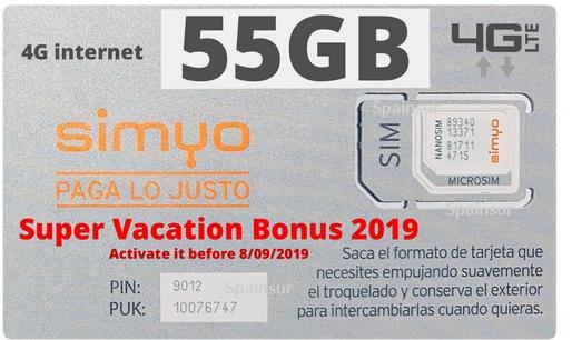 40GB DATA SIM