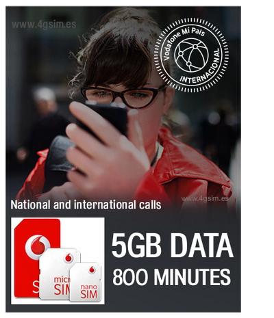 Mi Pais Vodafone